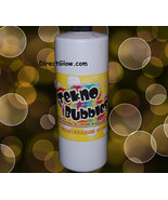 32oz GOLD UV Reactive Tekno Bubbles with Free Bubbles Wands and UV Marker - $21.95