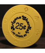 "$0.25 Casino Chip From: ""Arizona Charlie's Decatur""- (sku#3049) - $3.89"
