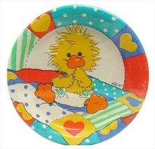 Hallmark Little Suzy's Zoo Paper Plates Party Lunch First Birthday Decor... - $9.85