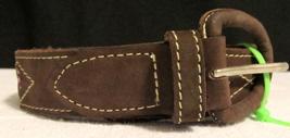 """Leather Western Belt Southwestern Style Country Western Wear S: 27"""""""