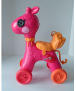 """Lalaloopsy FULL SIZE  Rolling Ride On Horse Pony 12"""" - $19.55"""