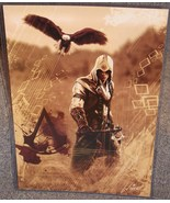 Assassins Creed Glossy Print 11 x 17 In Hard Plastic Sleeve - $24.99