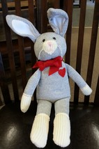 Traditional Sock Bunny - Plush 'EASTER BUNNY' Doll - $24.70