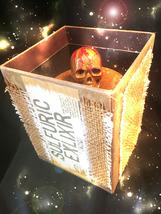 HAUNTED BOX HALLOWEEN HALT ATTACKS DARKNESS DECEIT SAMHAIN COLLECTION MA... - $307.77