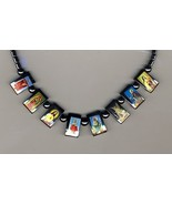 Hematite Christian Necklace - $10.00
