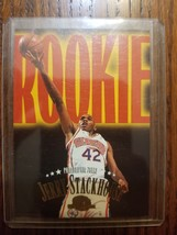 JERRY STACKHOUSE ROOKIE NBA CARD, 1996 FLEER SKYBOX #235,  IN MINT OR NE... - $22.00