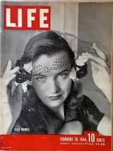 Life Magazine, February 28, 1944 - FULL MAGAZINE - $9.89
