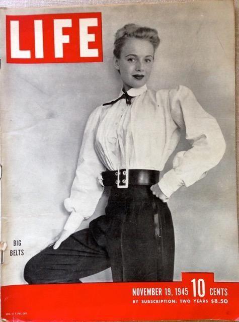 Life Magazine, November 19, 1945 - FULL MAGAZINE