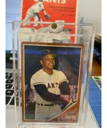 1962 WILLIE MAYS WITH 1969 GIANTS PROGRAM - $68.31