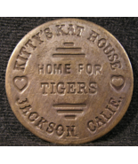 """Brothel Reproduction Token From: """"Kitty's Kat House""""- (sku#3060) - $7.99"""