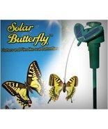 DENTT Solar Powered Butterfly Set - $4.99