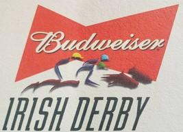 Budweiser Beer Coasters Mix of 5 Man Cave Beer Racing Bud - $11.25