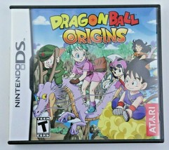 Dragon Ball Origins (Nintendo DS, 2008) COMPLETE Tested Rare Collector D... - $39.57