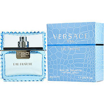 Versace Man Eau Fraiche By Gianni Versace Edt Spray 1.7 Oz - $79.00