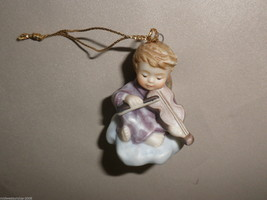 Goebel Berta Hummel Heavenly Chorus Angel Violinist Ornament #935044 - $11.88