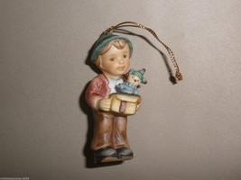 Goebel Berta Hummel Jolly Surprise Ornament #935048 - $11.88