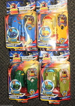 Cepia LLC Kung Zhu Special Forces Battle Armor For All Zhu Zhu Hamsters Set 4 - $11.88
