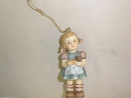 Goebel Berta Hummel A Treat For St. Nick Ornament #935099 - $11.88