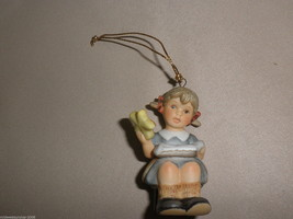 Goebel Berta Hummel  Star Bright Ornament #935120 - $14.85