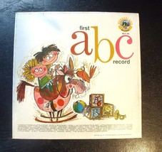 FIRST ABC RECORD LP BY WONDERLAND NOT SESAME STREET RALPH STEIN - $9.98