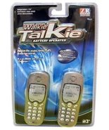 Hammond toys Cell Phone Walkie Talkie with Flexible Antenna - $9.99