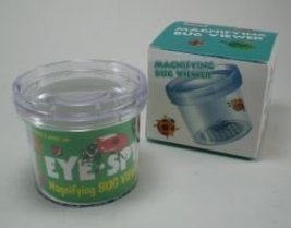 Bug Critter Cage with Magnify Plastic Top Bug Insect Viewer - $2.99