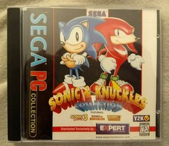 Sonic & Knuckles: Collection (Sonic the Hedgehog 3/Sonic & Knuckles/Soni... - $33.59
