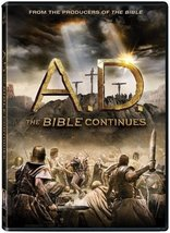 A.D. THE BIBLE CONTINUES - DVD | Box Set