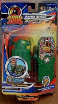 NEW Kung Zhu Pets Special Forces Rivet's Thunder Strike Battle Armor, BR... - $12.86