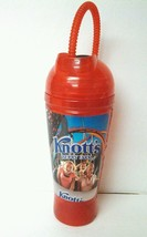 Knotts Berry Farm Theme Park Tourist Vacation Travel Souvenir Cup - $9.74