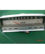 L208 Vintage Soviet Ussr Vaz 2101 Lada Zhiguli Speedometer  Panel Gauge '71 - $71.27