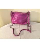 Rebecca Minkoff MAC Bag in Iris/Purple with Silver Hardware Purse - $116.86