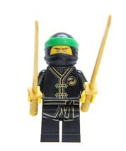 LEGO® Ninjago - Lloyd with Black Wu-Cru outfit - $6.43