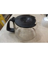 5EE29 MR. COFFEE 10 CUP COFFEEPOT, GOOD CONDITION - $19.55