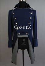 Les Miserables Norm Lewis Javert Jacket Cosplay Costume - $125.00