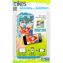 "Itikes Stories In Motion ""Fly and See With Lilly & LT"" NEW for IPads & P... - $6.95"