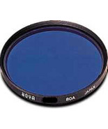 HOYA 48mm 80A 80-A Coated Filter  MADE IN JAPAN  4880A old stock New  48 - $7.95