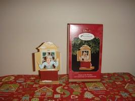 Hallmark 1997 Away At The Window Collectors Club Ornament - $7.69