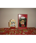 Hallmark 1997 Away At The Window Collectors Club Ornament - $7.69