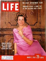 Life Magazine, March 2, 1959   Full Magazine - $9.89