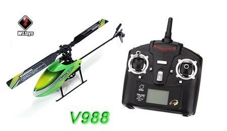 Primary image for Power Star 2 4 Channel R/c Helicopter With 6 Axix Gyro