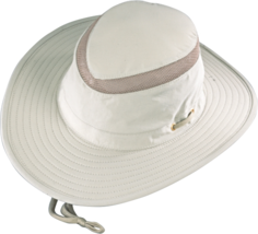 Henschel Microfiber 10 Point Hat Floats Sweatband UPF 50+ Olive Tan Oyster Taupe - £40.60 GBP