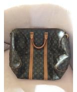 Genuine Louis Vuitton Gym Bag  45 - carry all Bag  - $850.00