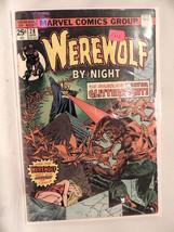 #28 Marvel comics group Werewolf by Night 1975 Marvel Comics C612 - £3.58 GBP