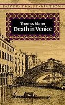 Death in Venice...Author: Thomas Mann (used paperback) - $7.00