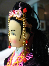 Chinese Doll in Plastic case - $35.00