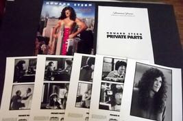 HOWARD STERN (PRIVATE PARTS) ORIG,FILM STUDIO PHOTO PRESS KIT - $99.00