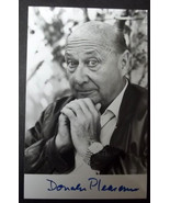 DONALD PLEASENCE,BLOFELD (YOU ONLY LIVE TWICE) ORIGINAL VINTAGE AUTOGRAP... - $222.75
