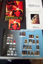 GEORGE LUCAS DIR: STAR WARS EPISODE III (REVENGE OF THE SITH) ORIG,PRESS... - $148.50