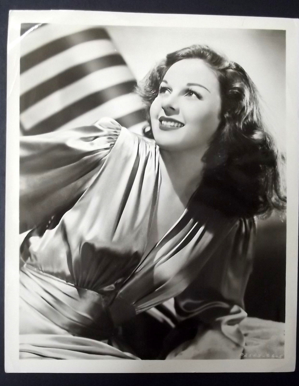 SUSAN HAYWARD (ORIG,VINTAGE 1940,S PORTRAIT PHOTO) CLASSIC WOW